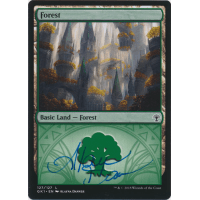 Forest Signed by Alayna Danner (Guild Kit: Selesnya) Thumb Nail