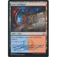 Izzet Guildgate Signed by Kirsten Zirngibl (252) Thumb Nail