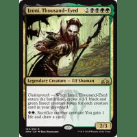 Izoni, Thousand-Eyed Thumb Nail