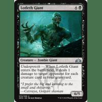 Lotleth Giant Thumb Nail