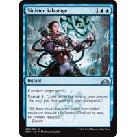 Sinister Sabotage Thumb Nail