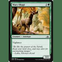 Wary Okapi Thumb Nail