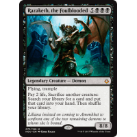 Razaketh, the Foulblooded Thumb Nail