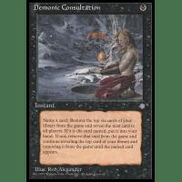 Demonic Consultation Thumb Nail