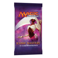 Iconic Masters - Booster Pack Thumb Nail