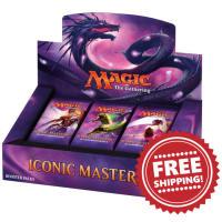 Iconic Masters - Booster Box Thumb Nail