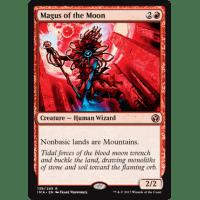 1x Magus Of The Moon MtG NM IMA