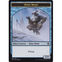 Djinn Monk (Token) Thumb Nail