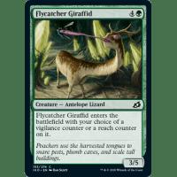 Flycatcher Giraffid Thumb Nail