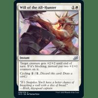 Will of the All-Hunter Thumb Nail