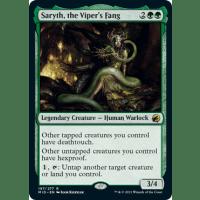 Saryth, the Viper's Fang Thumb Nail
