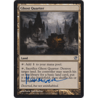 Ghost Quarter Signed by Peter Mohrbacher Thumb Nail