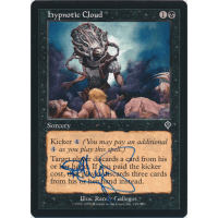 Hypnotic Cloud Signed by Randy Gallegos (Invasion) Thumb Nail