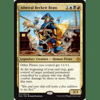 Admiral Beckett Brass Thumb Nail