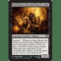 King Macar, the Gold-Cursed Thumb Nail