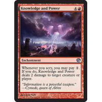 Knowledge and Power Thumb Nail