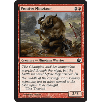 Pensive Minotaur Thumb Nail