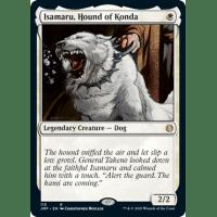 Isamaru, Hound of Konda Thumb Nail