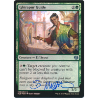Ghirapur Guide FOIL Signed by Scott Murphy Thumb Nail