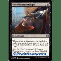 Underhanded Designs Signed by Anastasia Ovchinnikova Thumb Nail