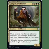Golgari Findbroker Thumb Nail