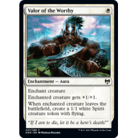 Valor of the Worthy Thumb Nail