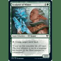 Sculptor of Winter Thumb Nail