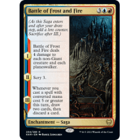 Battle of Frost and Fire Thumb Nail
