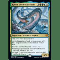 Koma, Cosmos Serpent Thumb Nail