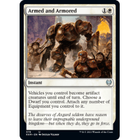 Armed and Armored Thumb Nail
