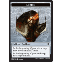Emblem - Sarkhan, the Dragonspeaker Thumb Nail