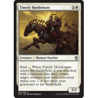 Timely Hordemate Thumb Nail