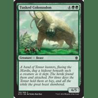 Tusked Colossodon Thumb Nail