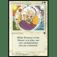 Presence of the Master Thumb Nail
