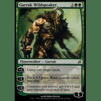 Garruk Wildspeaker Thumb Nail