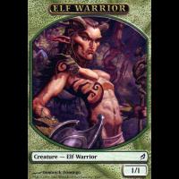 Elf Warrior (Token) Thumb Nail