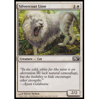 Silvercoat Lion Thumb Nail