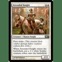 Attended Knight Thumb Nail