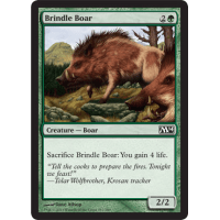 Brindle Boar Thumb Nail