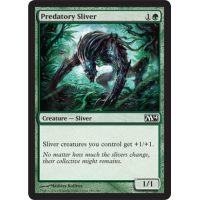 Predatory Sliver Thumb Nail