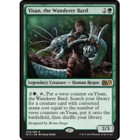 Yisan, the Wanderer Bard Thumb Nail