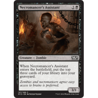 Necromancer's Assistant Thumb Nail