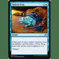 Turn to Frog Thumb Nail