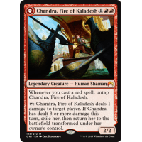 Chandra, Fire of Kaladesh // Chandra, Roaring Flame Thumb Nail