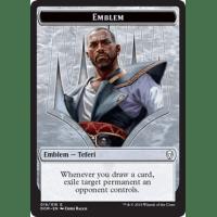 Emblem - Teferi, Hero of Dominaria Thumb Nail