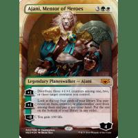 Ajani, Mentor of Heroes Thumb Nail