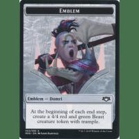 Emblem - Domri Rade, Chaos Bringer Thumb Nail