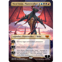 Nicol Bolas, Planeswalker Thumb Nail