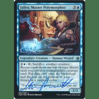 Jalira, Master Polymorphist FOIL Signed by Steve Prescott Thumb Nail