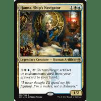 Hanna, Ship's Navigator Thumb Nail